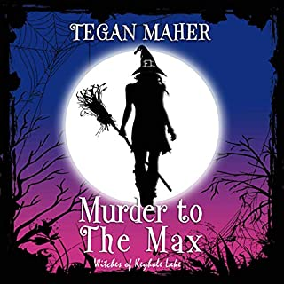 Murder to the Max cover art