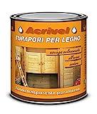 Veleca ACRIVEL - ml 750 - FONDO TURAPORI TRASPARENTE - ALL'ACQUA - INODORO - ATOSSICO