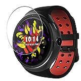 Vaxson 3 Unidades Protector de Pantalla, compatible con Diggro D106 smartwatch Smart Watch [No Vidrio Templado] TPU Película Protectora