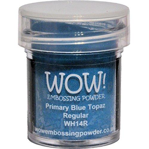 Wow Embossing Powder, 15ml, Blue Topaz
