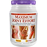 Andrew Lessman Maximum Joint Effort - 60 Packets – Research Established Ingredients and Levels for Support of Healthy Joints. with Glucosamine Sulfate, Chondroitin Sulfate, MSM and Curcumin