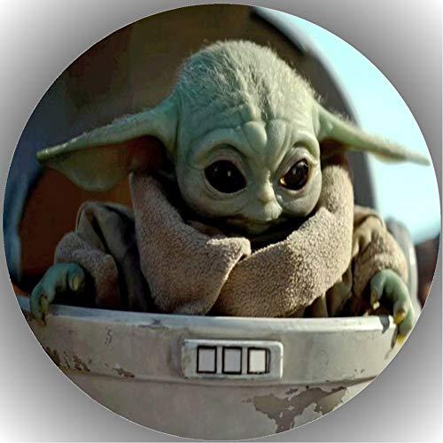 Fondant Tortenaufleger Tortenbild Geburtstag Star Wars AMA 22