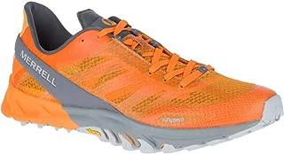 Merrell MTL Cirrus Trail Running Shoe - Men's Flame Orange/Turbulence, 12.0