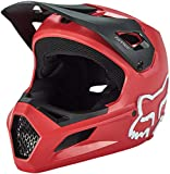 Fox Yth Rampage Helmet, Ce Bright Red Ys