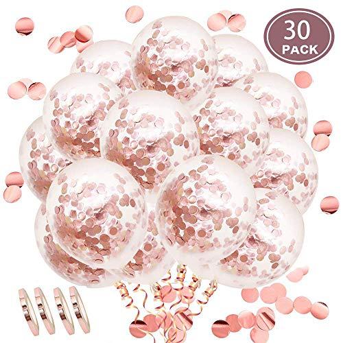 a ray of sunshine Latex Glitter Ballons,Heliumluftballons,Pailletten Ballons,Konfetti Luftballons,Latexballon für Hochzeit Geburstagsdeko Babyparty Dekoration,12 Zoll Verdicken