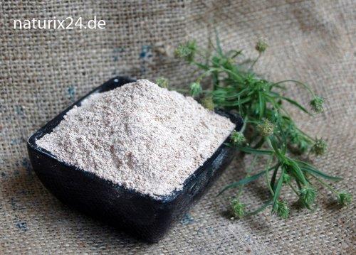 Naturix24 – Flohsamen indisch gemahlen – 100 g Beutel