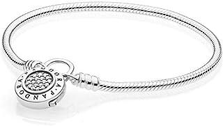 af276941a495e Amazon.com: PANDORA - Snake / Charm Bracelets: Clothing, Shoes & Jewelry