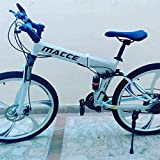 Maatrixx Macce 2 Foldable and Alloy Wheeled Front and Rear Dual Suspension