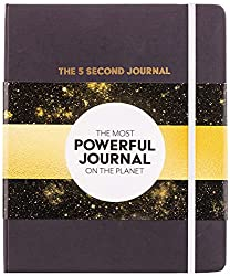 Want to learn how to break free from blogger burnout? Check out the The 5 Second Journal: The Best Daily Journal and Fastest Way to Slow Down, Power Up, and Get Stuff Done.