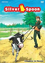 Silver Spoon DVD Complete 1st Season