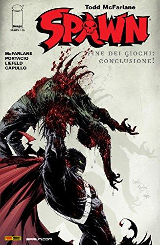Spawn 110 (Italian Edition)
