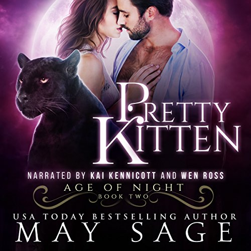 Pretty Kitten audiobook cover art
