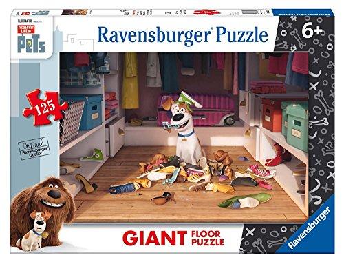 Secret Life Of Pets - Puzzle Gigante de 125 Piezas (Ravensburger 09785)