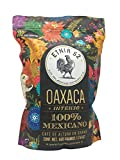 Etnia 52 - Oaxaca (Intenso), Mexican Ground Coffee, 1 lb. or 16 oz, Kosher Certified (KMD), Made in Mexico, includes Ebook