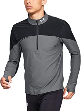 Under Armour Men's Qualifier Half-Zip T-Shirt