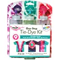 Tulip One-Step Tie-Dye Paradise Punch 3 Color Kit