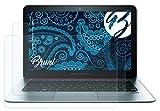 Bruni Schutzfolie kompatibel mit HP EliteBook Folio 1020 G1 Folie, glasklare Bildschirmschutzfolie (2X)