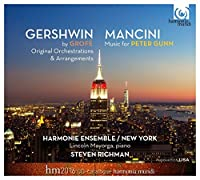 Gershwin: By Grofe; Mancini: Music for Peter Gunn by Harmonie Ensemble New York