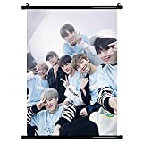 Boys Poster Rollbild Plakat, Wanddekoration Geschenk für