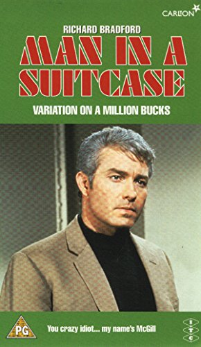 Man In A Suitcase - Vol. 3 - Episodes 5 And 6 - Variation On A Million Bucks [VHS] [1967]