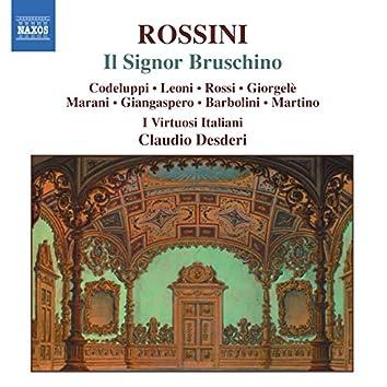 Rossini: Signor Bruschino (Il)
