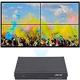 LINK-MI TV04 2x2 Video Wall Controller USB+HDMI+VGA+AV TV HDMI with...