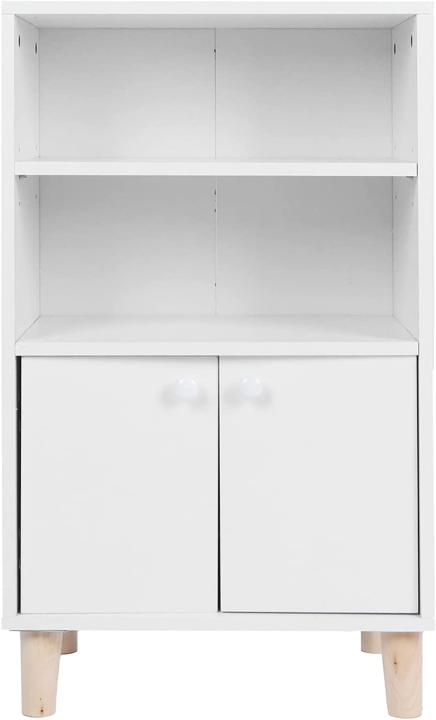 GOTOTOP CabinetBathroom Long-awaited Cabinet 48x30x80cm Challenge the lowest price Freestanding