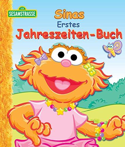 Zoes erstes Jahreszeiten-Buch (Sesamstrasse Serie)