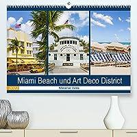 Miami Beach und Art Deco District (Premium, hochwertiger DIN A2 Wandkalender 2022, Kunstdruck in Hochglanz): Der Hotspot in Florida (Monatskalender, 14 Seiten )