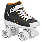 Pacer Scout ZTX Children's Quad Indoor-Outdoor Roller Skates (Black 1)