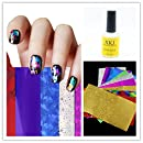 Ocibel – Adhesivo para foil, 11 ml, para manicura, uñas ...