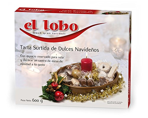 ⭐ Tarta Surtida El Lobo 600g   Navidad   Celebraciones   Surtido Dulces Navidades