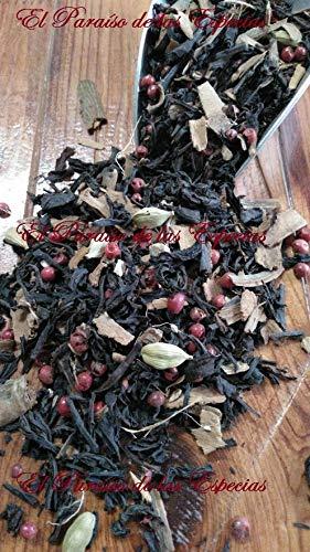 El Paraíso de las Especias Té Negro Pakistaní 1 kg - Infusión Te Negro Pakistaní Natural 100% 1000 gr