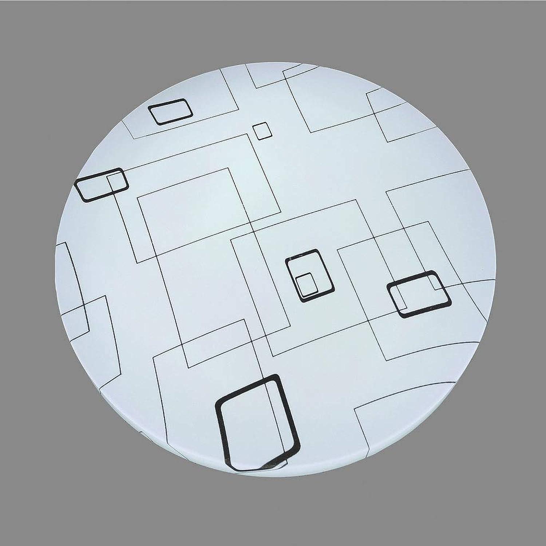 MackeJacke Led Ultradünne Deckenleuchte Einfache Runde Led Schlafzimmer Esszimmer Lampe 38  6  38 cm 24 Watt Stil 12