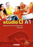 Studio d: Testheft A1 mit Audio-CD