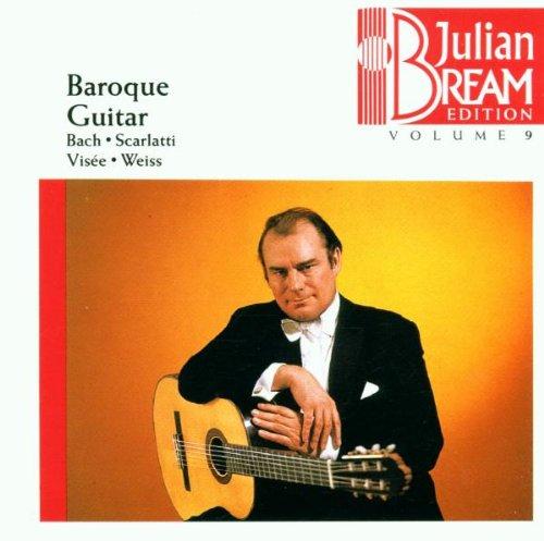 Julian Bream Edition Vol. 9 (Barock-Gitarre)