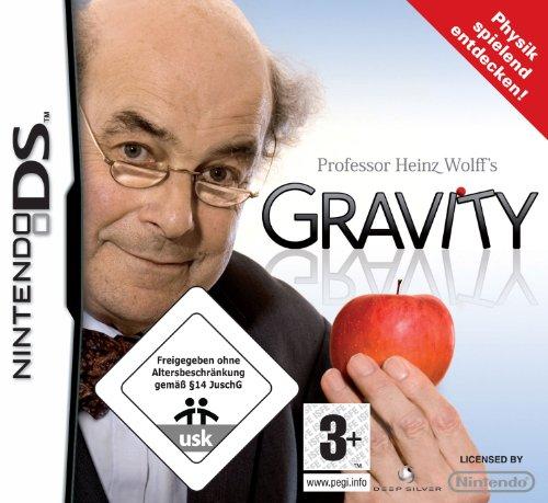 Professor Heinz Wolff's GRAVITY - [Nintendo DS]