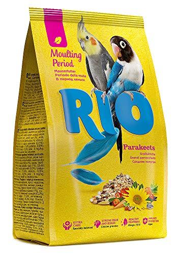 RIO Mauserfutter für Großsittiche, 500 g