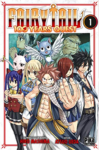 Fairy Tail - 100 Years Quest T01