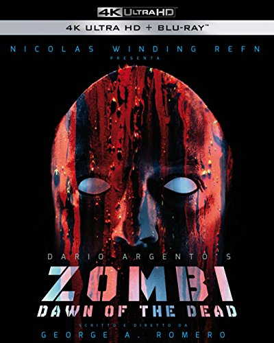Zombi (Dawn Of The Dead) Booklet (Blu-Ray 4K UltraHD + 5 Blu-Ray)