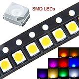 BE-TOOL - Luci a LED per montaggio superficiale, 250 pezzi, SMD, chip per componenti elett...