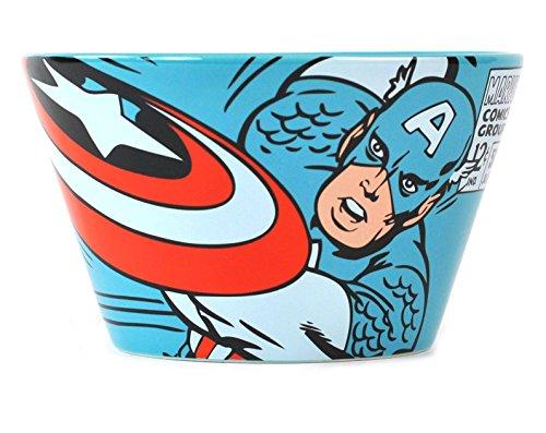 Marvel avengers assemble 2454140031 - Bol Marvel capitán amérca clásico