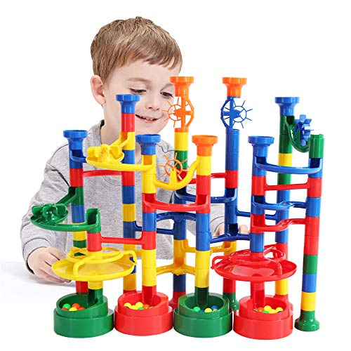 BMAG Marble Run for Kids, Marble Race...