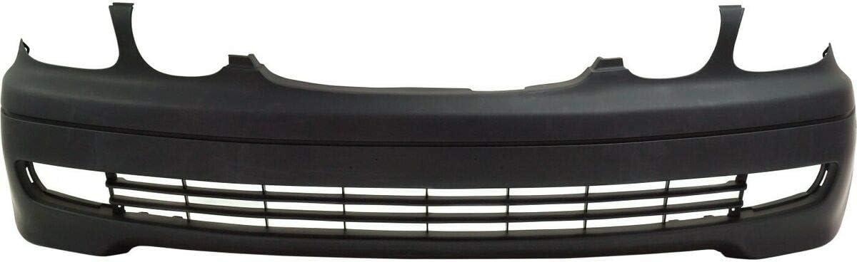 Front Bumper Cover Compatible with Japan's largest assortment 98-2005 Max 47% OFF Lexus GS300 GS4 98-00