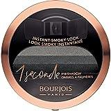 Bourjois 1 Seconde - Sombra de Ojos, 001 Black On Track, 3 g