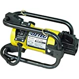 OZTEC 3.2SS-FS21SS-H150SS Stow Type Concrete Vibrator, 1 Phase, AC/DC, 19 Amp Motor, 21' Flexible Shaft, 1-1/2' Head