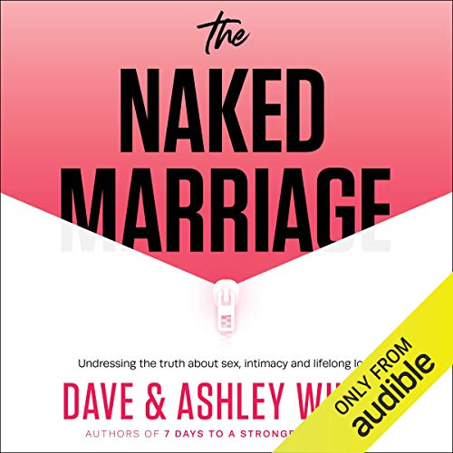 The Naked Marriage audiobook cover art