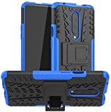 COMPATIBILITY : Fits only for OnePlus 7T Pro HYBRID DEFENDER ARMOR PROTECTION: Rugged Dual layer design consisting of impact resistant polycarbonate outer shell and ballsitic shock absorbing inner silicone ensures solid protection to your device from...