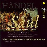 Saul / Oratorio in 3 Parts