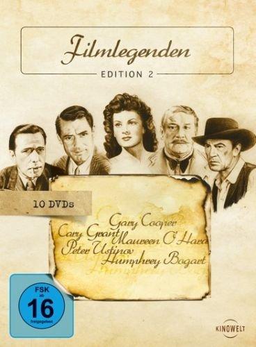 Filmlegenden Edition 2 - Internationale Stars [10 DVDs]